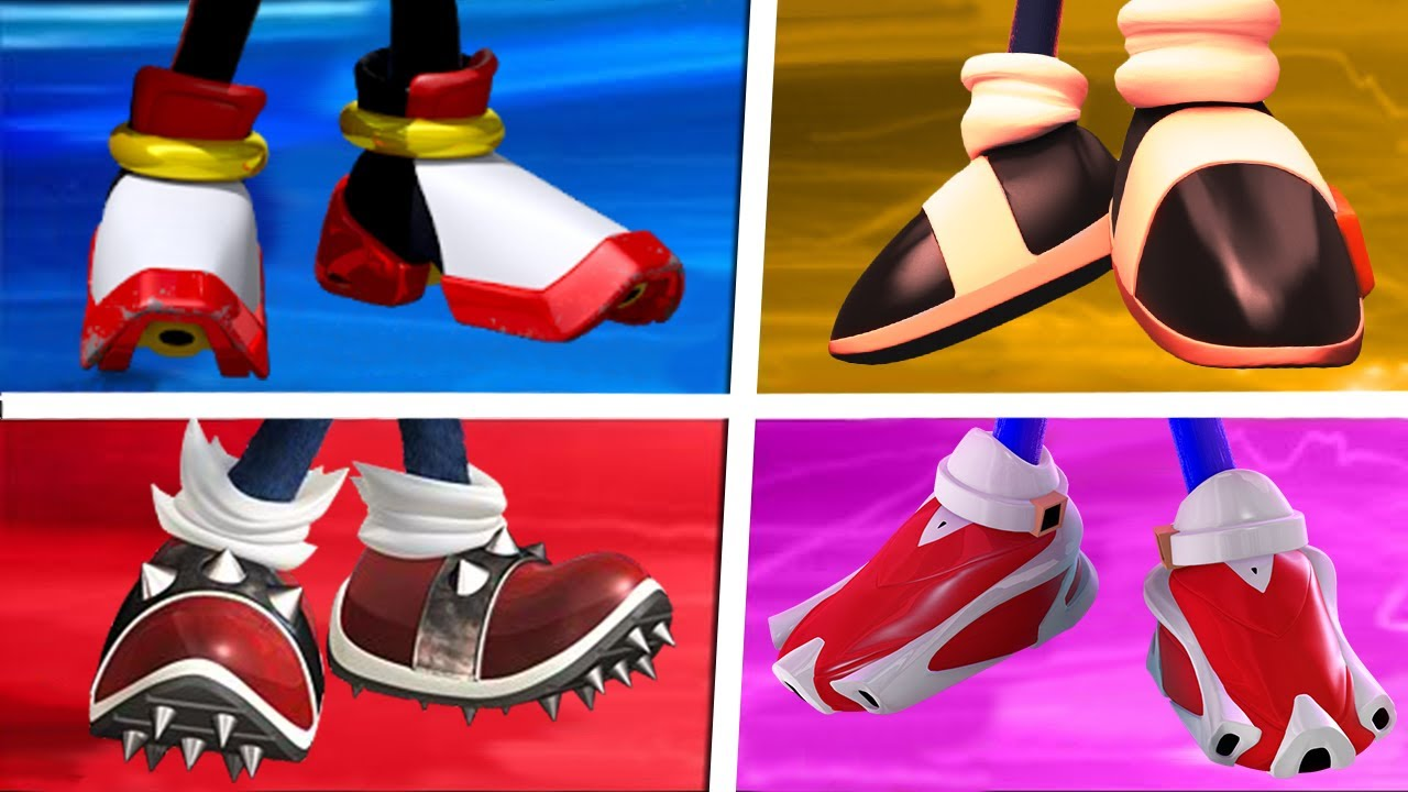 Download Sonic The Hedgehog Movie Choose Your Favourite Shoes (Sonic Prime VS Shadow VS Sonic EXE VS Werehog)