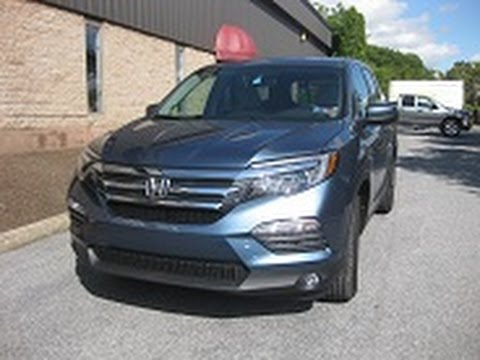 How To Install Romik Ral Running Boards On A 2016 Honda Pilot