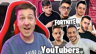 Έλληνες Fortnite Pro YouTubers, μου δίνουν συμβουλές! | Ιnternet4u