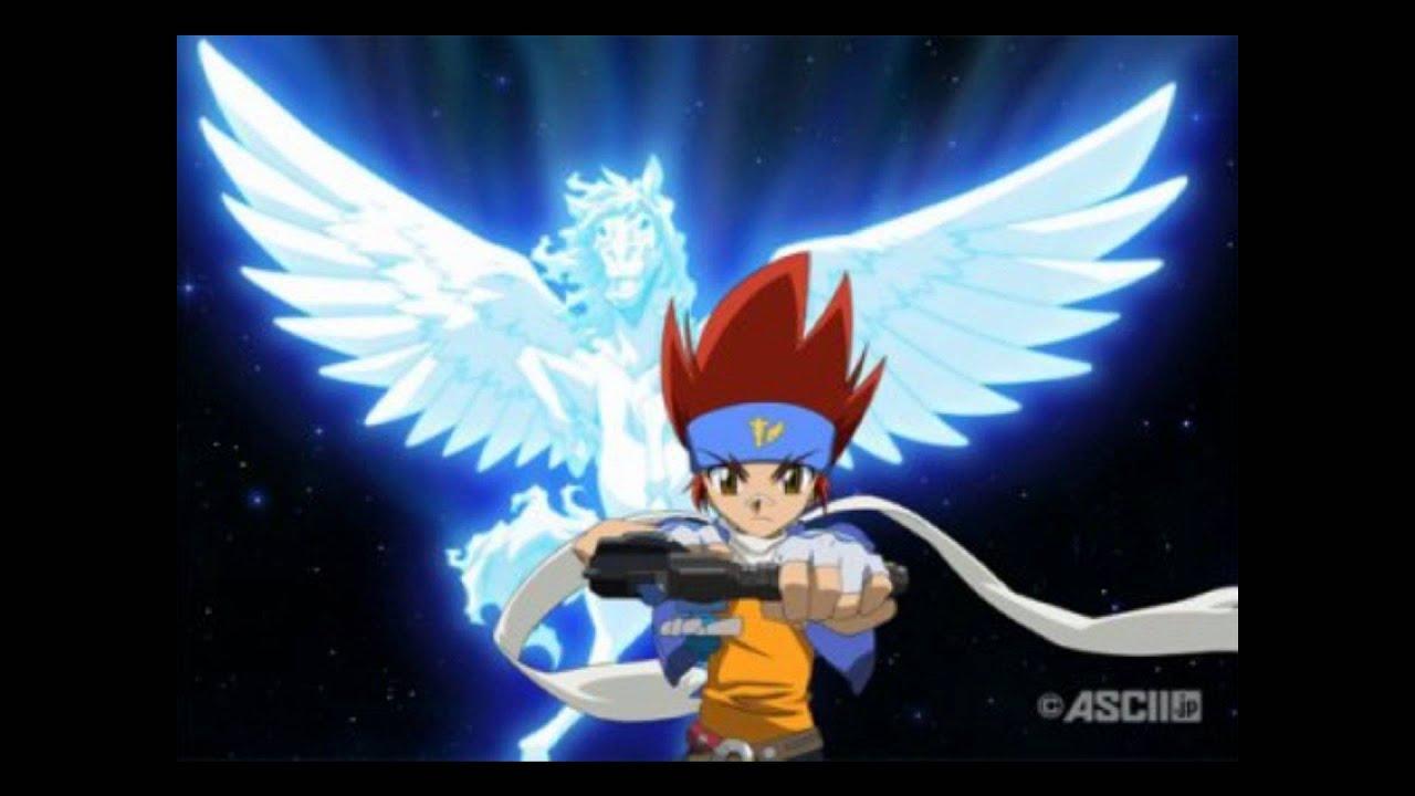 Beyblade Metal Fury Pegasus