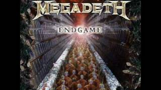 Megadeth - 1,320 - ENDGAME with lyrics