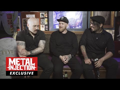 MAYHEM On Changing Their Process, Becoming A Stage Persona, Surprises & More | Metal Injection