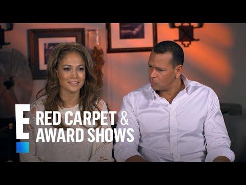 Jennifer Lopez Talks Finding Family in Puerto Rico Post-Hurricane | E! Red Carpet & Award Shows