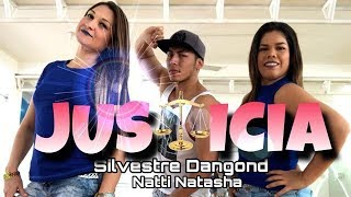 Justicia SILVESTRE DANGOND FT. NATTI NATASHA COREOGRAFA SOMOS FITNESS.mp3