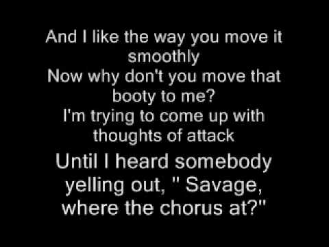 Savage- Swing ( Lyrics )