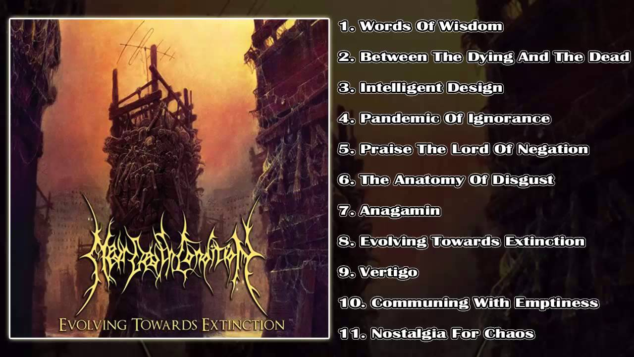 Near Death Condition - Evolving Towards Extinction (FULL ALBUM HD ...