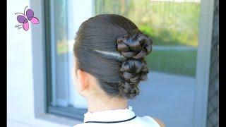 Triple bun | Hairstyles for School | Easy Hairstyles