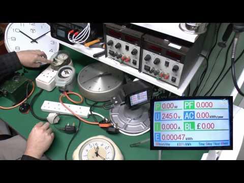 Clock & Timeswitch Power Consumption