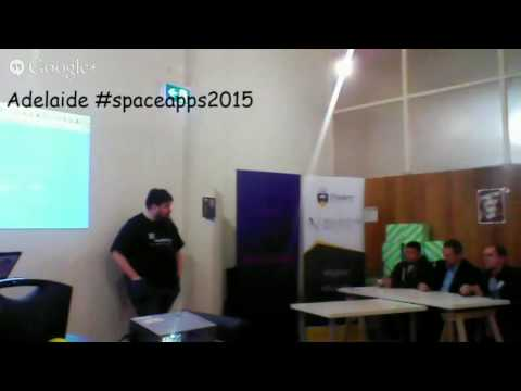 Adelaide SpaceApps Challenge Event 2015