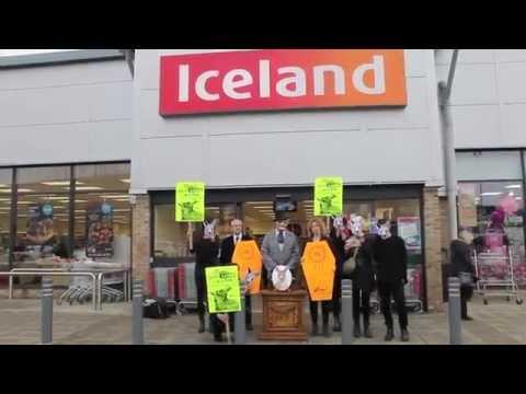 Viva!'s Funeral for Kangaroos - Iceland, Bristol March 2015