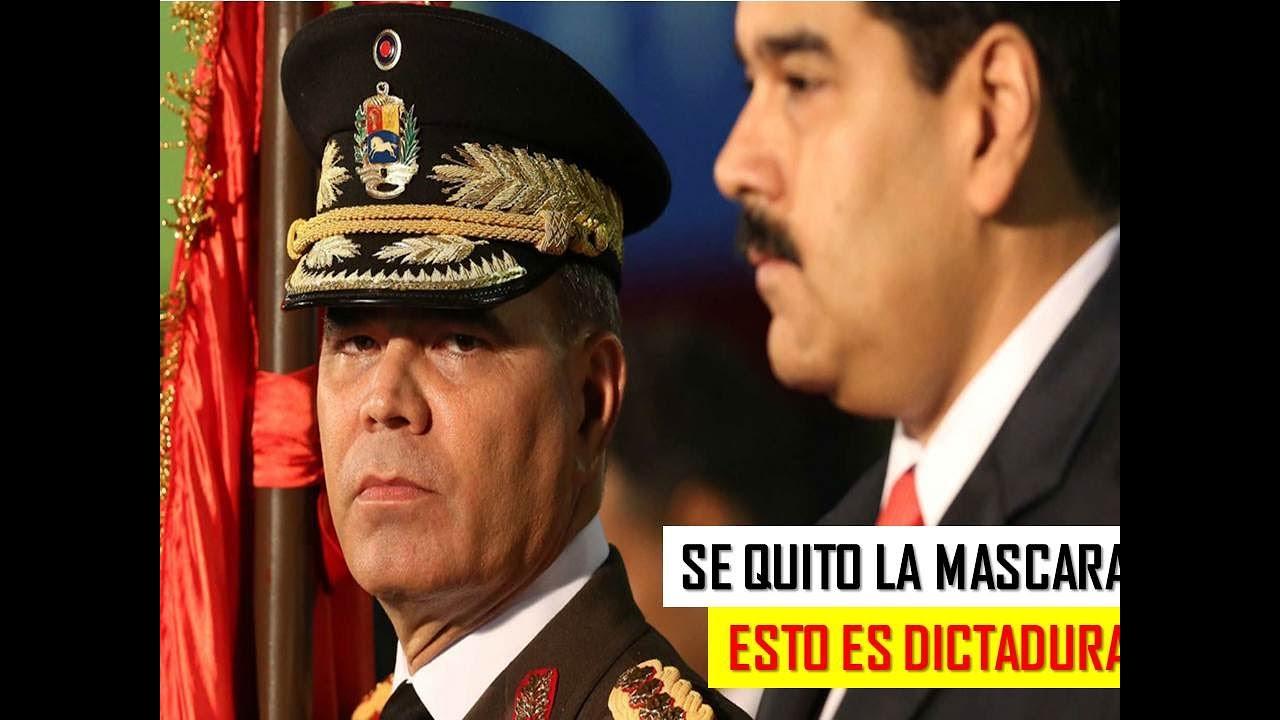 PADRINO LOPEZ SE QUITA LA MASCARA 🚀 DICTADURA SE VIVE 🚀 VENEZUELA LIBERTAD