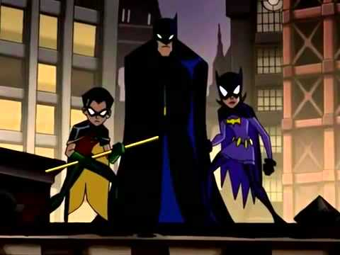 the batman 2004 cartoon season 4 5 intro outro theme. Black Bedroom Furniture Sets. Home Design Ideas