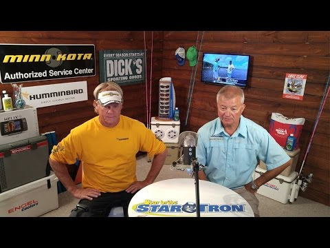 AF LIVE - Fishing Technology Webinar with Bill Carson Humminbird