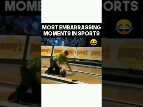 Most Embarrassing Moments in Sports