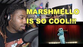 Marshmello - Tell Me (Official Music Video) [REACTION!!!]