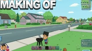 The Making of Family Guy Online (Part 2)
