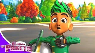 Я ракета - Серия 22 - Отважное сердце. Часть 1/ Часть 2 - Смотри новый сериал Disney!