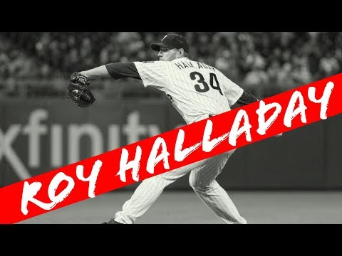Roy Halladay Career Highlights (1998-2013) [HD]