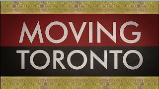 Moving Toronto: Underground with the Toronto Transit Commission (TTC)