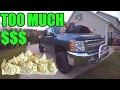 HOW MUCH Money has my LIFTED Silverado Build Cost?
