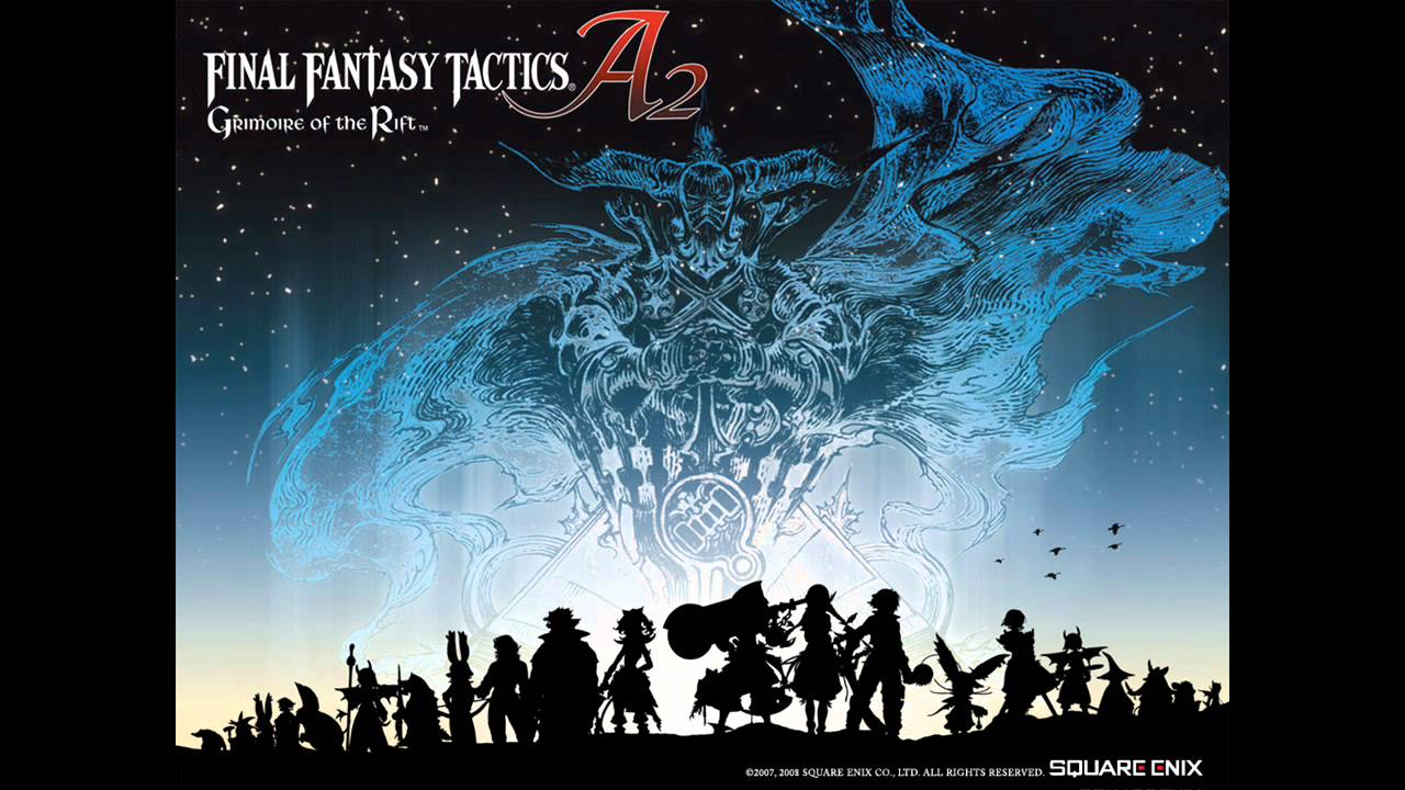Final Fantasy Tactics A2 Grimoire Of The Rift OST Looming Crisis Extended YouTube