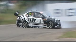 Supercars - Tyre Blowouts