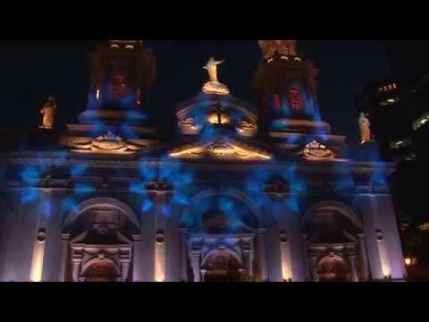 Entrega Fachada Catedral Metropolitana de Santiago