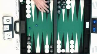 Chicago Open -- Masters -- John O'Hagan vs. Michy -- Final -- 11 Pts