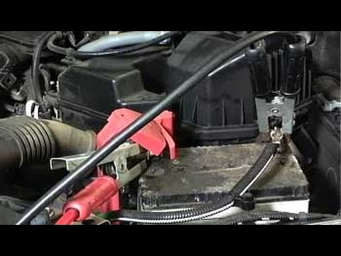Do It Yourself How To Jump Start Your Car Battery Youtube
