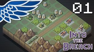 INTO THE BREACH | FTL FASTER THAN LIGHT SEQUEL PART 1 - Let