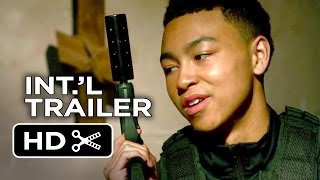 Montana Official UK Trailer 1 (2014) - Action Movie HD