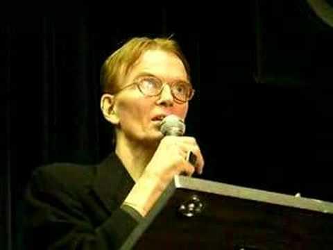 Jim Carroll live reading