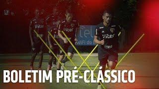BOLETIM PRÉ-CLÁSSICO   SPFCTV