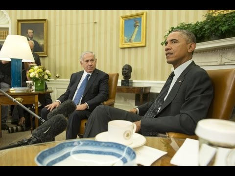 Another Awkward Meeting for Obama, Netanyahu