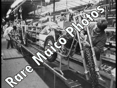 Rare Maico Photos