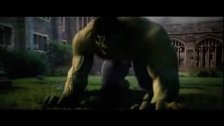 THE HULK 3 (официальный трейлер 2017)