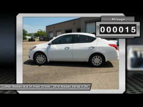 2016 nissan versa inver grove heights st paul minneapolis p13514 youtube. Black Bedroom Furniture Sets. Home Design Ideas