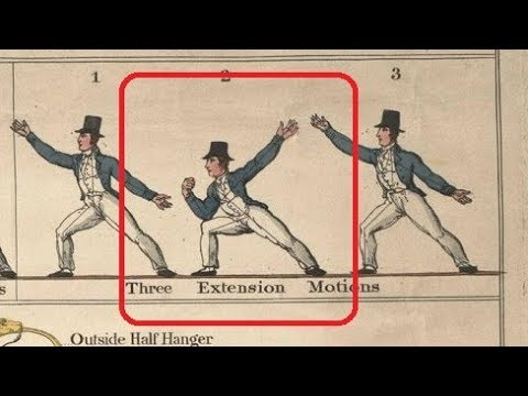 Body Mechanics in British Martial Arts - Part 1