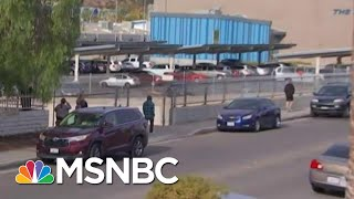Officials Confirm Suspect Located In Santa Clarita School Shooting | MSNBC