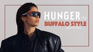 Buffalo style for Hunger Magazine