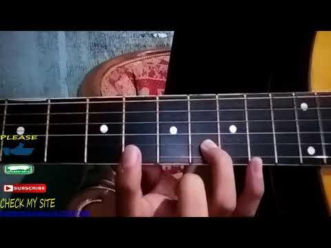 Melodi Petikan Gitar Intro Arijit Singh  -  Tum Hi Ho