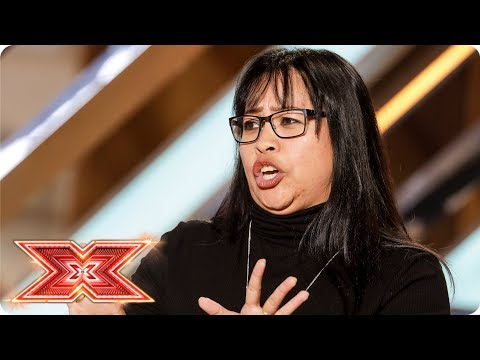 Nicole and Alesha turn Bond Girls for Gaga Lord | Auditions Week 1 | The X Factor 2017