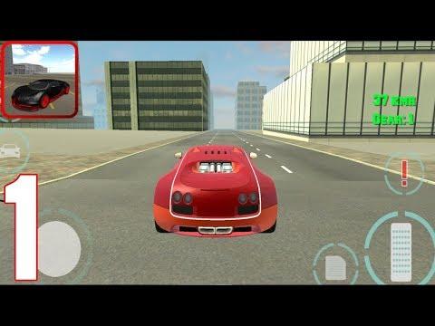 Luxury Car Simulator - Gameplay Walkthrough Part 1 (iOS, Android)