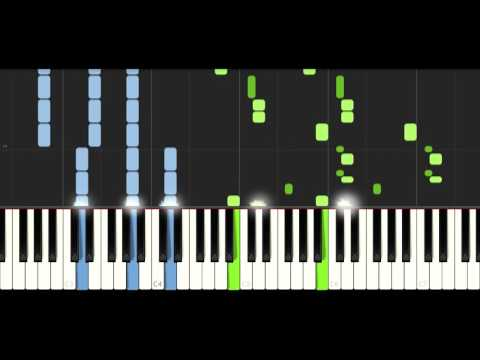 Elektronomia - Energy - PIANO TUTORIAL