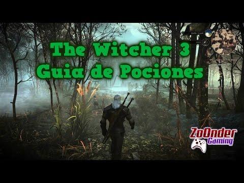 The Witcher 3 [Guia de Pociones para principiantes]