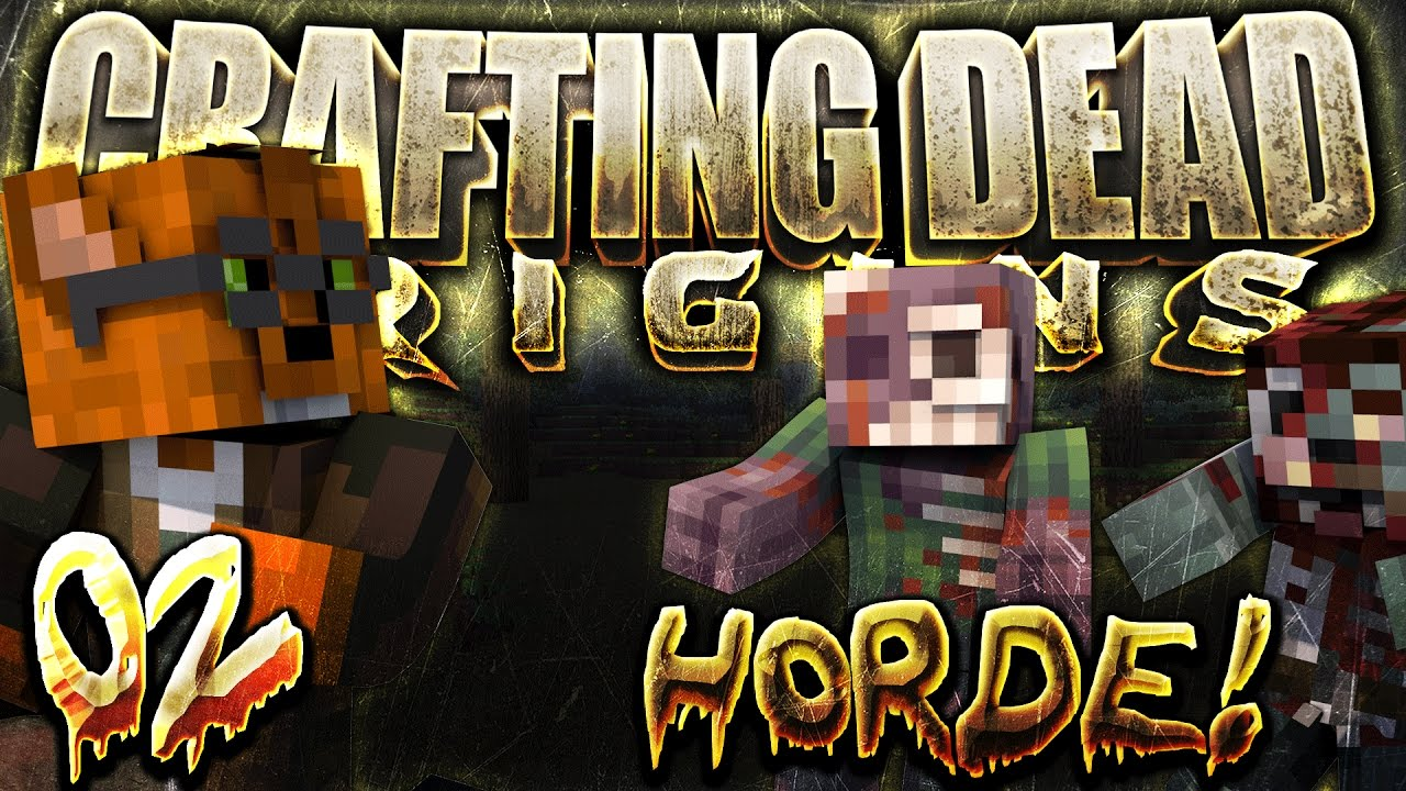 Crafting Dead Origins