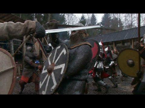 Vikings' Winter Fest at Saula Estonia - Viikingite Küla Talvepäevad
