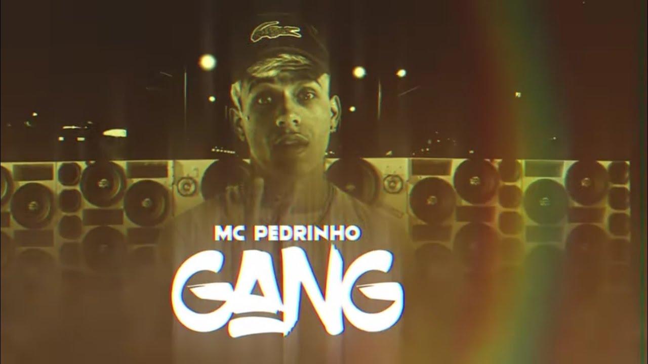 MC Pedrinho - Gang Prod.Caio Passos (Lyric Video)