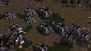 Flash (T) v Hero (Z) on Fighting Spirit - StarCraft  - Brood War REMASTERED