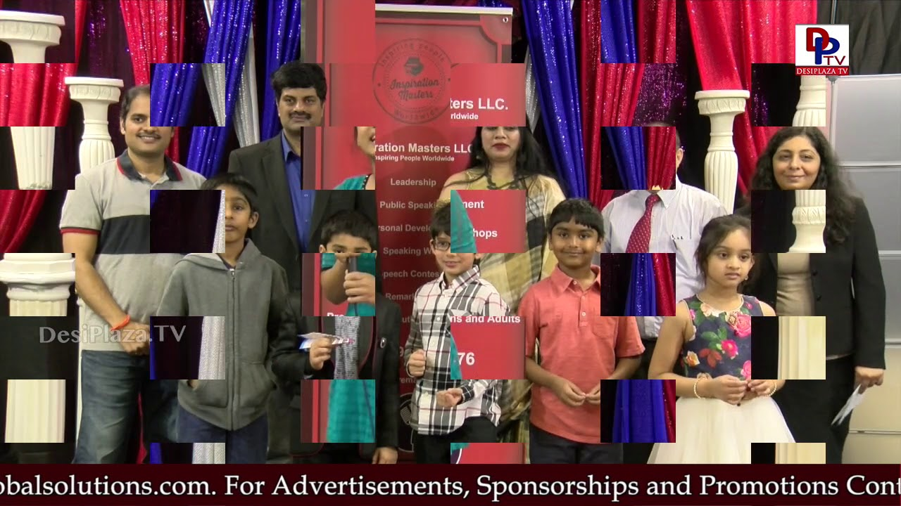 Splendid glimpses from Talking Bee - Public Speaking Competitions - 2018 || MastiTime Radio